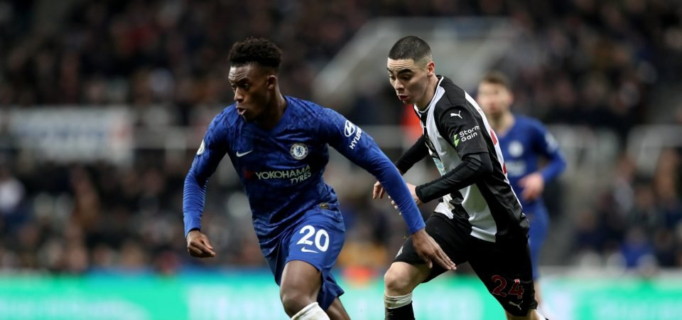 Exclusive: Pundit claims Callum Hudson-Odoi should have pushed for Leicester move