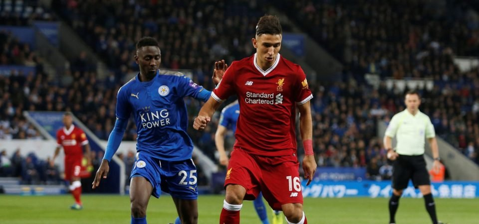 Liverpool must axe Marko Grujic this summer
