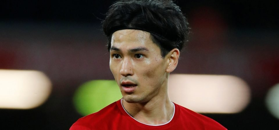 Liverpool: Reds must hold on to Minamino amidst Sevilla interest