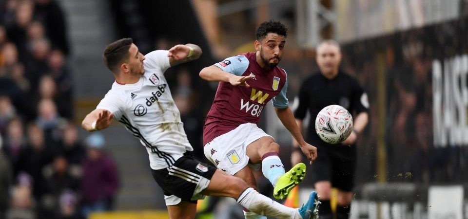 Aston Villa full-back Neil Taylor puts in another dreadful display