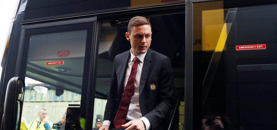 Man Utd update on Matic proves one thing about Solskjaer
