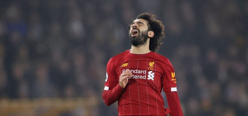 Liverpool: Salah produces disaster-class against Fulham