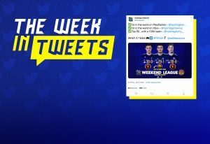 The Week In Tweets: Departures, live streams and esports