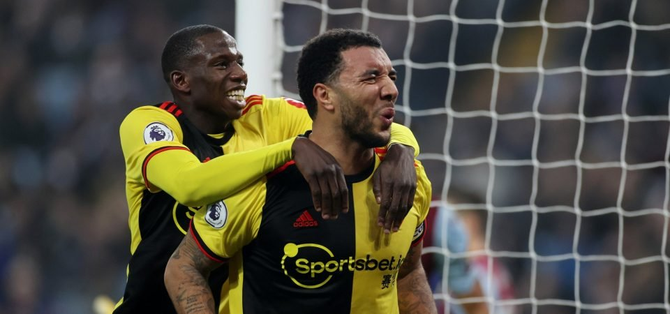 Spurs can answer Jose Mourinho's prayers with Troy Deeney signing