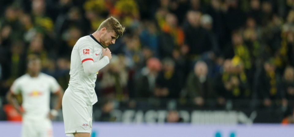 The Sensible Premier League Destination for Timo Werner in 2020