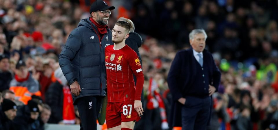Windass: Harvey Elliott so talented and will be at Liverpool for a long time