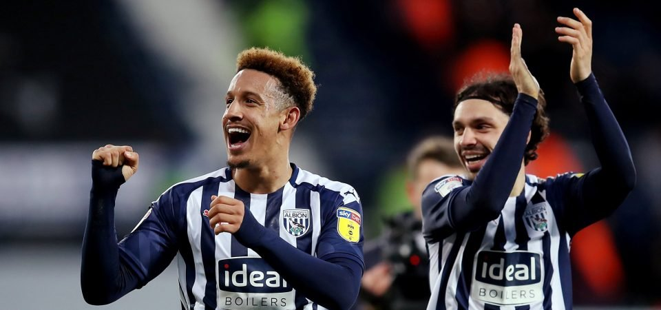 Luke Dowling has gifted West Brom the edge in the title race