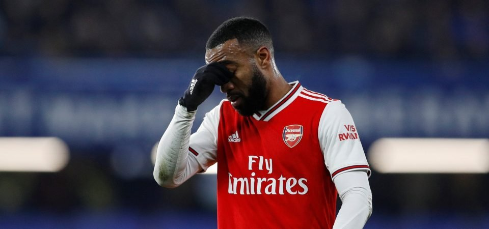 Arsenal News: Juventus players made available in potential Lacazette transfer swap