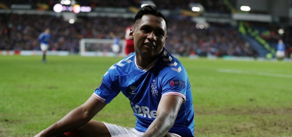 Exclusive: Pundit drops big claim about Alfredo Morelos' future at Glasgow Rangers