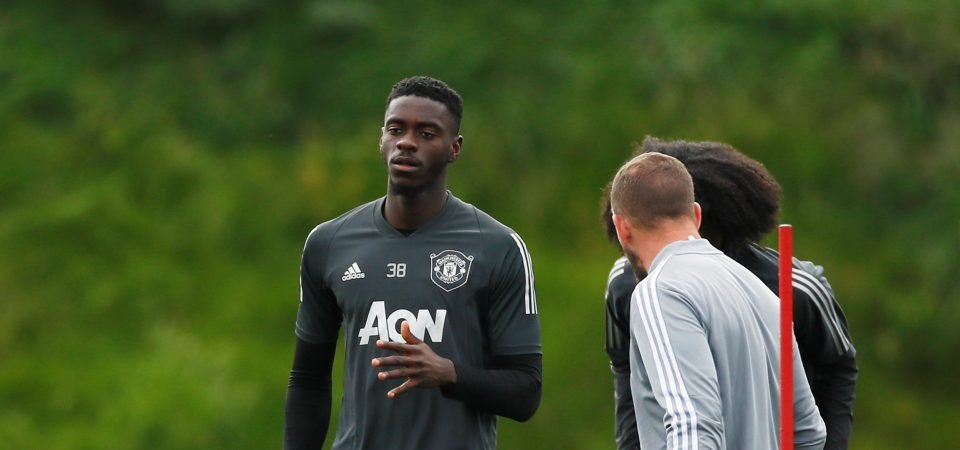 Newcastle: Magpies interested in Axel Tuanzebe