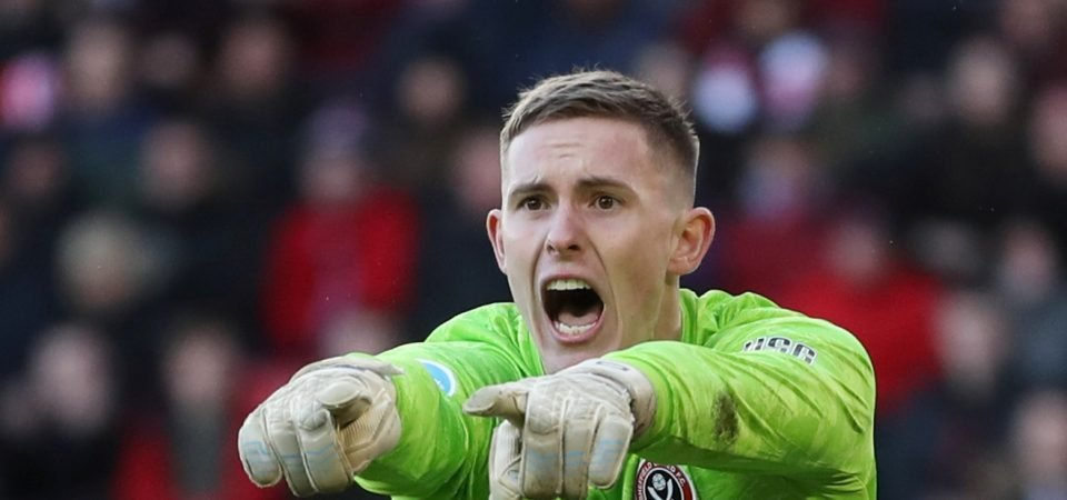Man United dealing with Dean Henderson's future