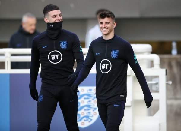 Declan Rice Reveals The Chelsea Player It Was A Pleasure To Watch Today Footballfancast Com