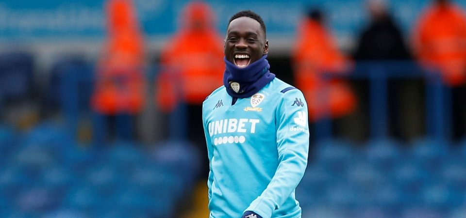 Leeds loanee Jean-Kevin Augustin should be running scared