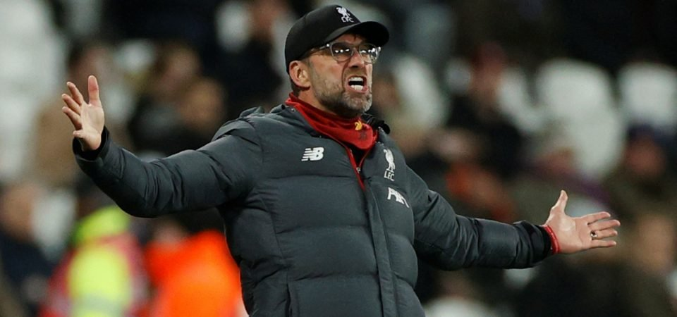 Liverpool's predicted XI to face Fulham on Sunday