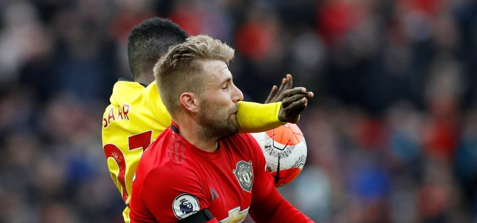 Forget Telles: Manchester United must keep faith in Luke Shaw after dominant display vs Everton