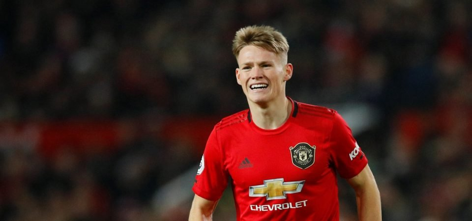 Man Utd midfielder Scott McTominay in race against time to be fit to face Newcastle