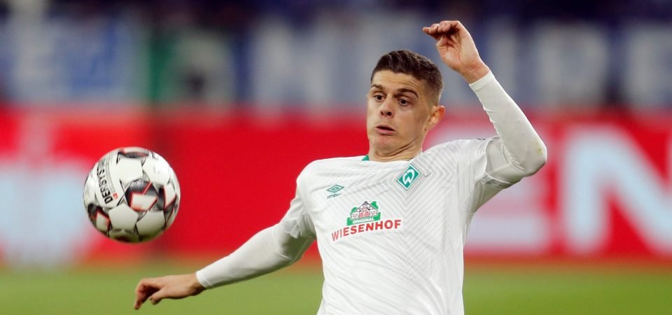 Scout Report: Liverpool target Milot Rashica