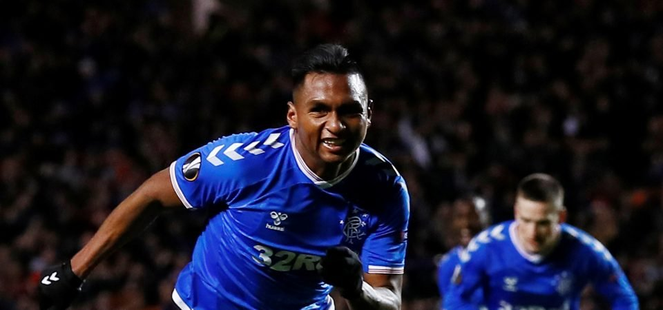 Crystal Palace receive boost in Alfredo Morelos pursuit