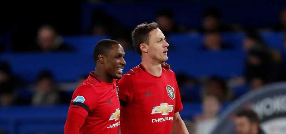 Man Utd must start Odion Ighalo against Watford