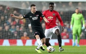 Newcastle: Magpies told to pay £5m for Axel Tuanzebe loan