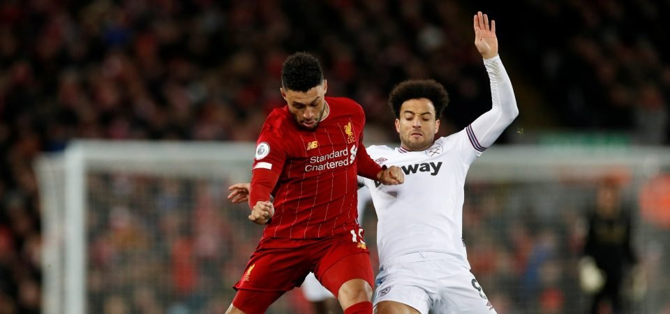 Liverpool boss Klopp should axe Oxlade-Chamberlain vs Man United