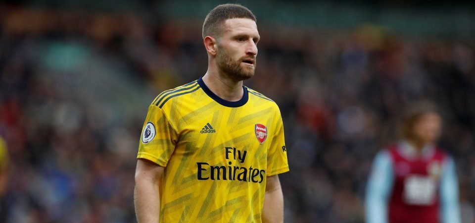 Arsenal must sell Shkodran Mustafi amid Mikel Arteta transfer update