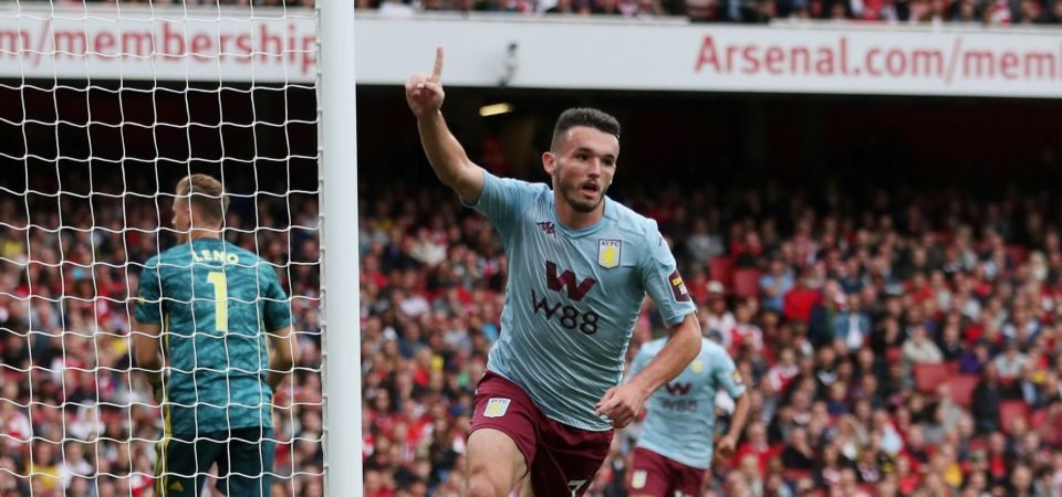 Exclusive: Pundit claims McGinn could replace Henderson at Liverpool