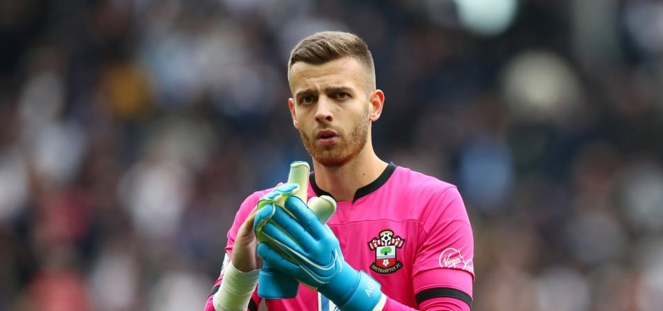 Southampton interest in Toby Savin could spell the end of Angus Gunn