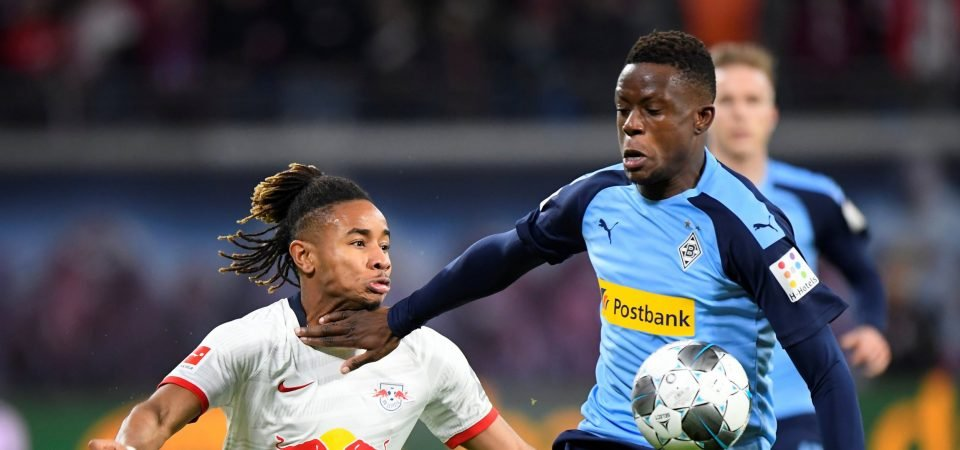 Manchester City interested in Denis Zakaria