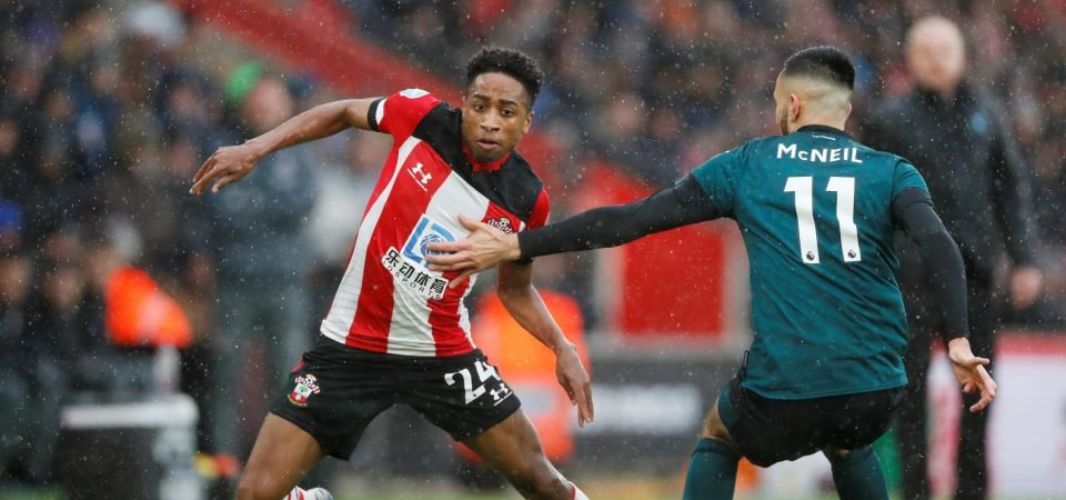 Kyle Walker-Peters' value has soared since joining Southampton