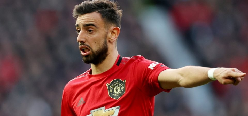Forget Fred: Manchester United magnifico Bruno Fernandes seriously let Solskjaer down vs PSG