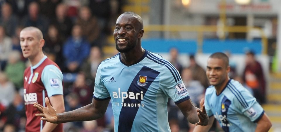 Carlton Cole reveals why Curbishley and Allardyce tried to sell him at West Ham