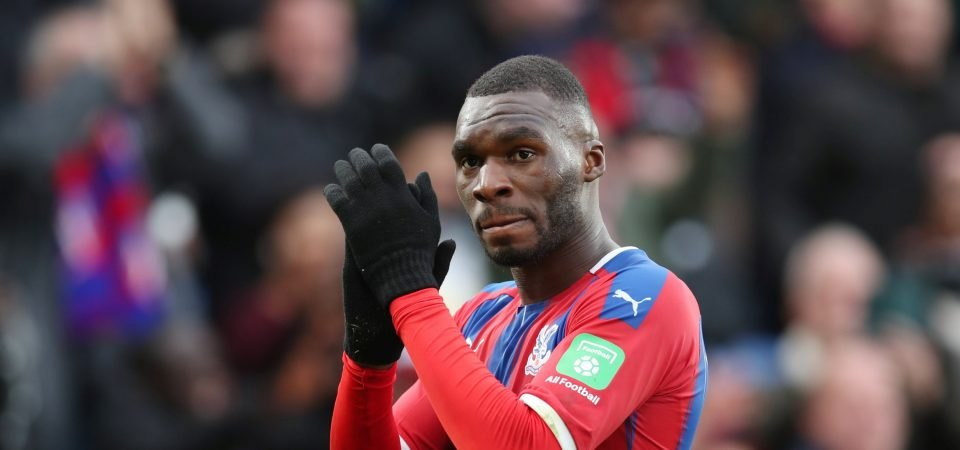 Christian Benteke has been offered a two-year contract