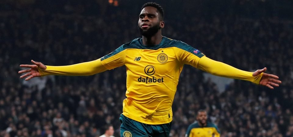 Arsenal can sign perfect Lacazette successor in Celtic's Odsonne Edouard