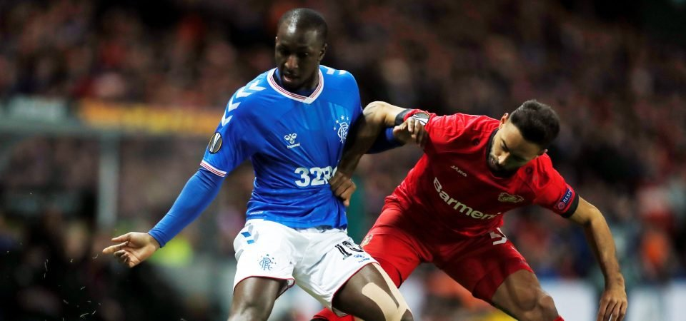 Leeds backed to make Rangers transfer raid for Glen Kamara