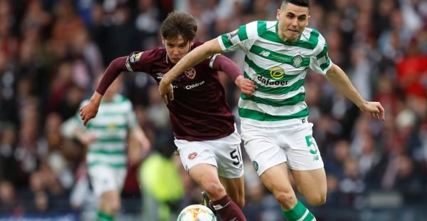 Hearts-left-back-tyrick-mitchell-battles-with-celtics-tom-rogic-e1585576230894-600x310