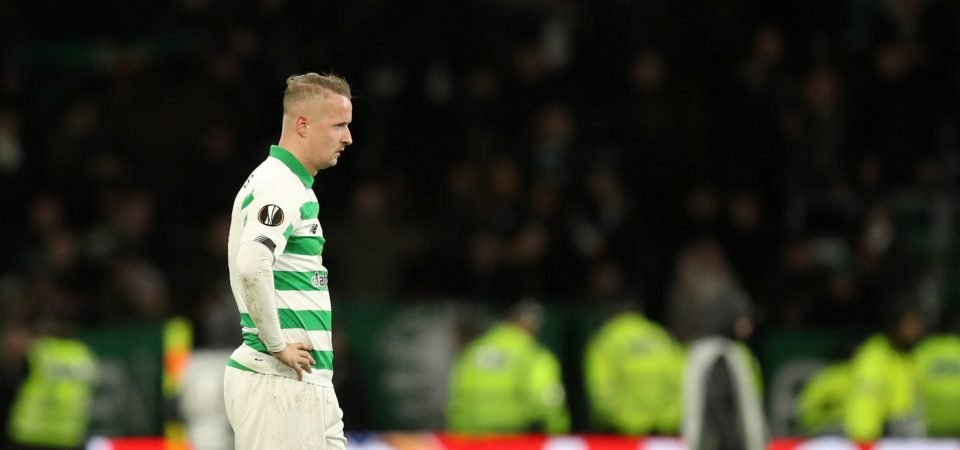 Forget Duffy: Celtic's Leigh Griffiths let Neil Lennon down in St Mirren defeat