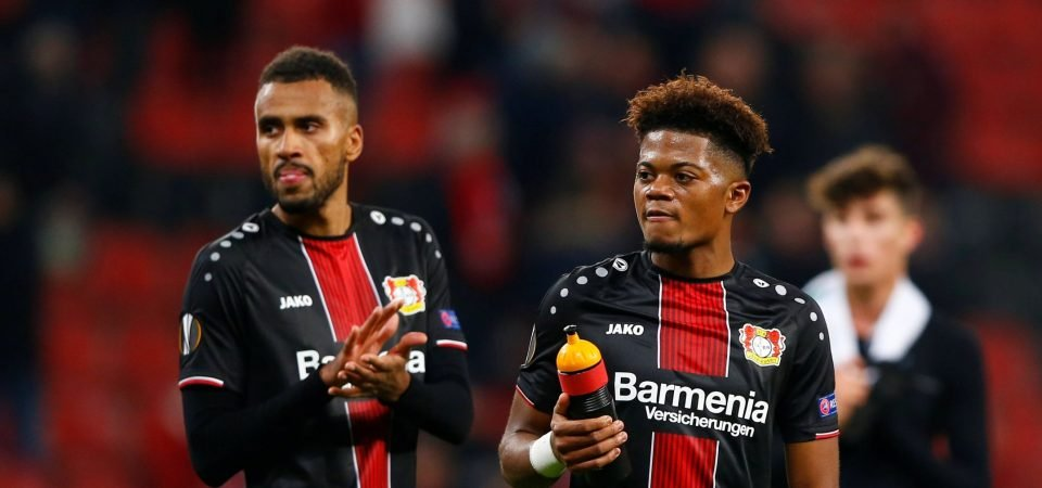 Spurs could upgrade a Mourinho favourite with Leon Bailey swoop