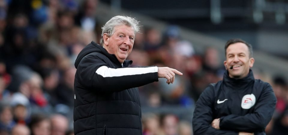 Crystal Palace: Eagles handed huge managerial boost with Hodgson hint
