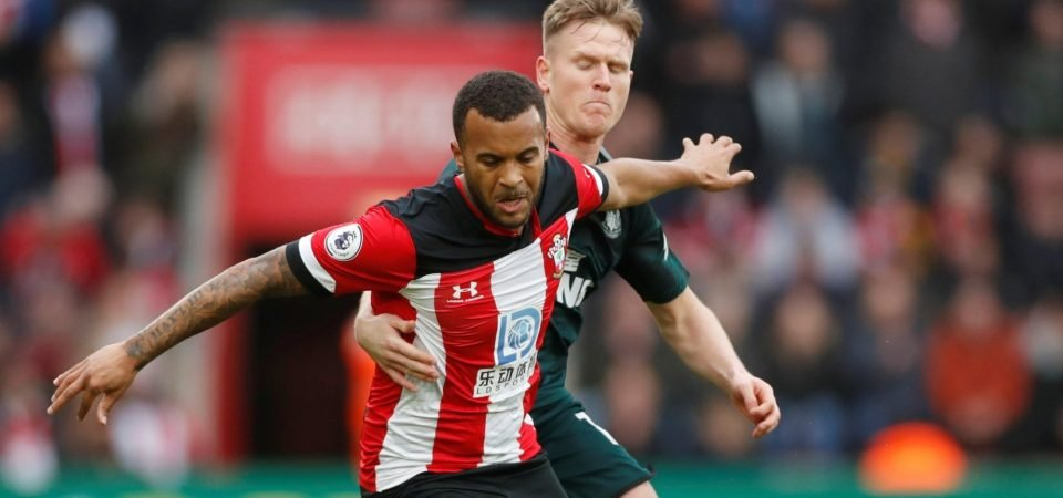 Ryan Bertrand signing new Southampton contract would be huge