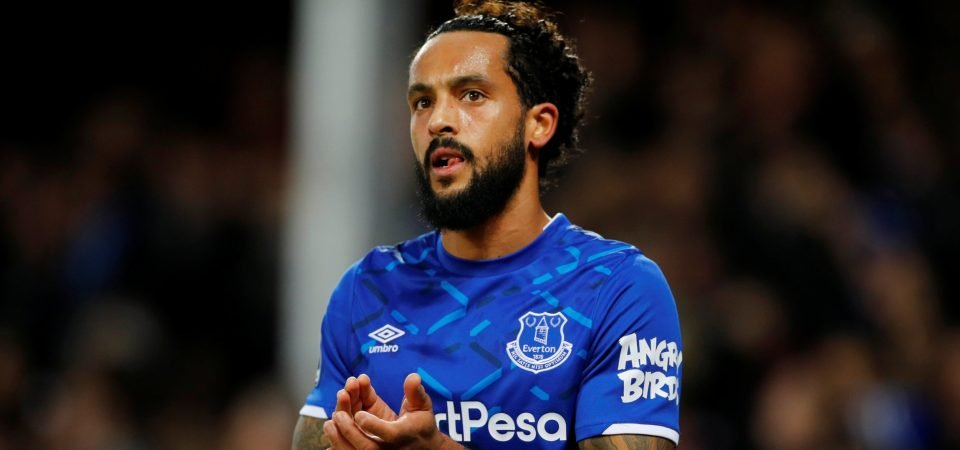 Everton made a mistake buying Theo Walcott