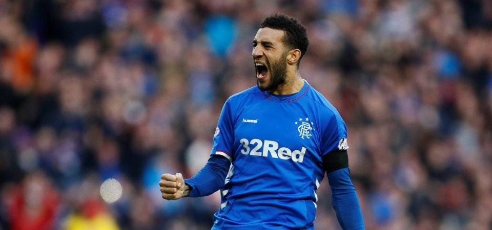 Rangers defender Connor Goldson steals the show in Old Firm derby