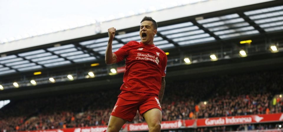 Exclusive: Pundit believes Coutinho would be a good signing for Leicester