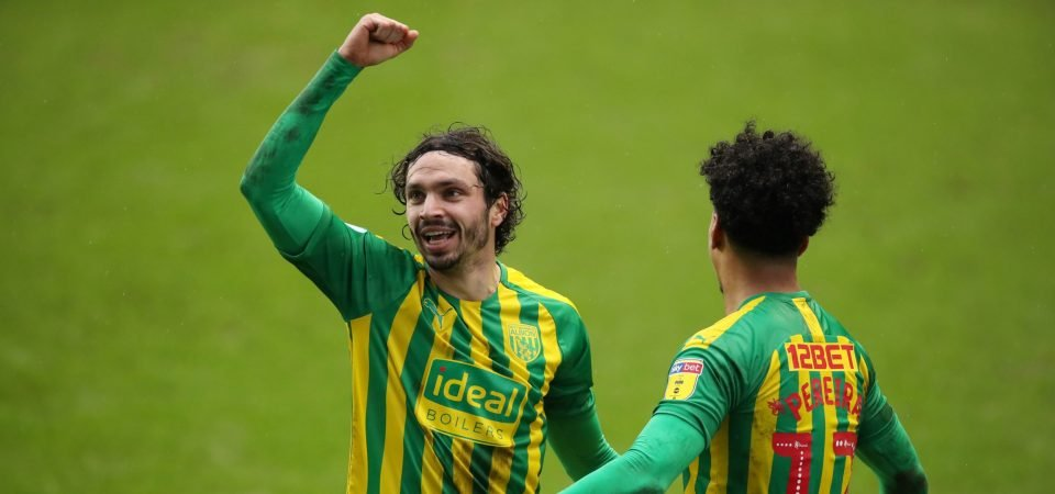 West Brom could be making a mistake with Filip Krovinovic loan