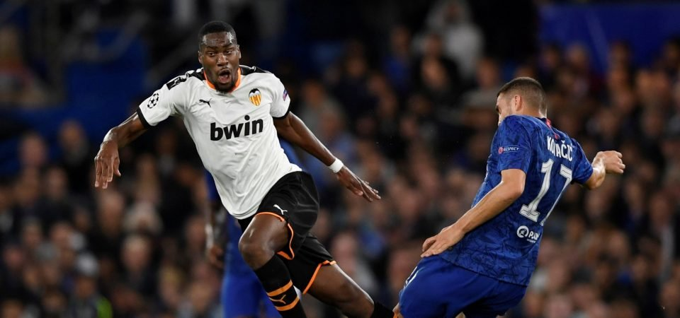 Spurs have perfect chance to sign Geoffrey Kondogbia