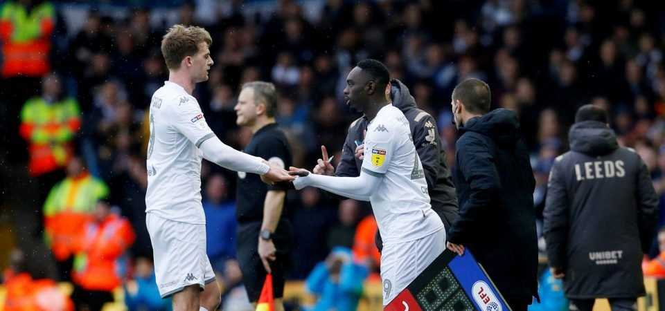 Ex-Leeds ace Jean-Kevin Augustin is having a nightmare at Nantes