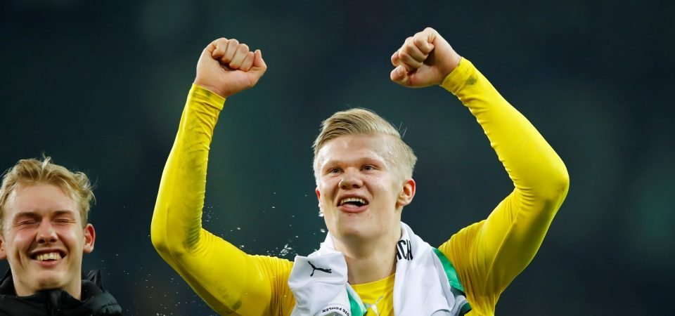 Manchester United: Erling Haaland would be ideal Red Devils signing