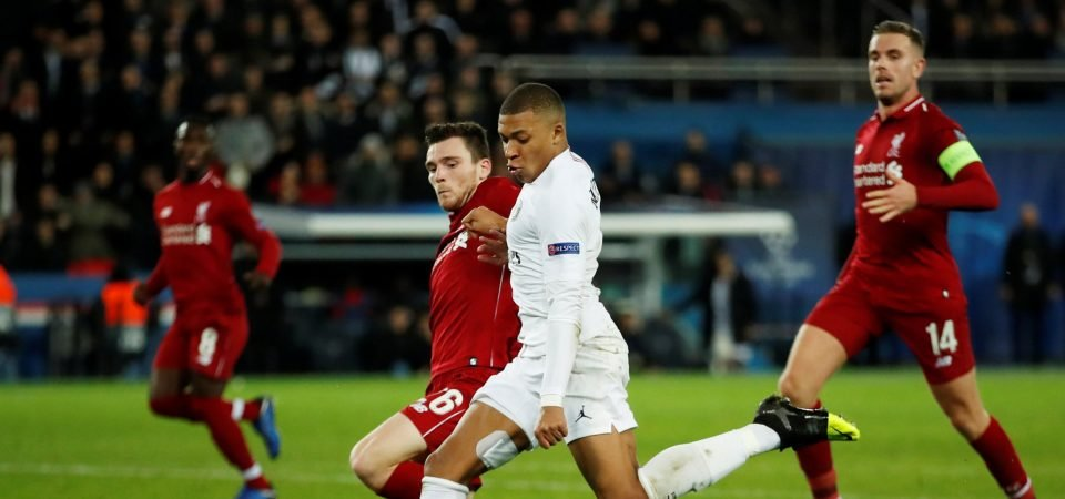 Exclusive: French expert says Kylian Mbappe to Liverpool would make most sense
