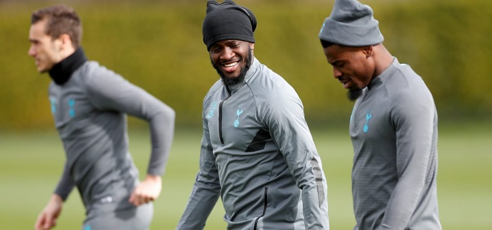 Spurs fans react to Liverpool's interest in Tanguy Ndombele