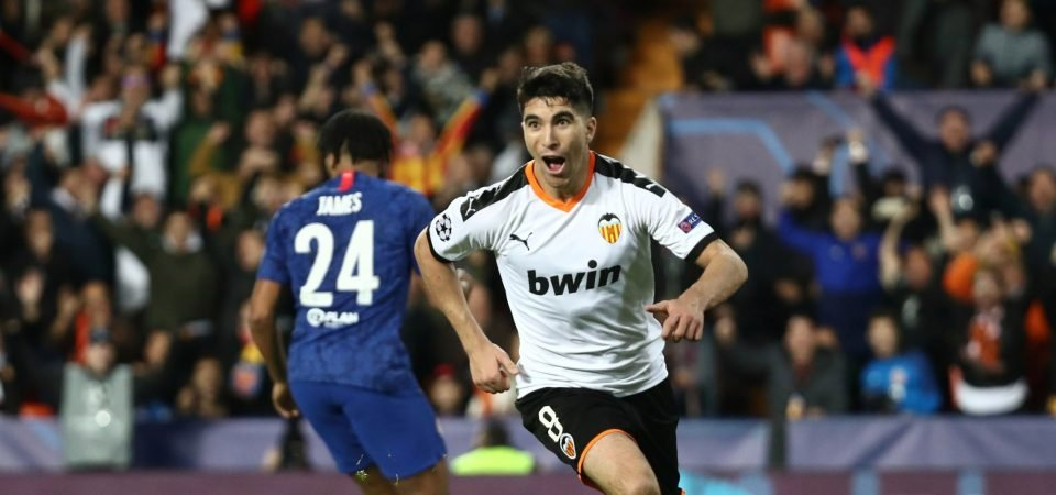 Liverpool could finally replace Philippe Coutinho with Carlos Soler